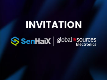 Invitation of Global Sources Electronics